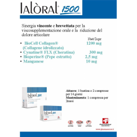 IALORAL 1500 COMPRESSE